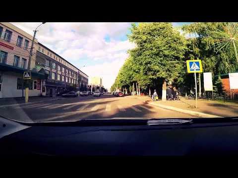 Александров. Прогулка по городу