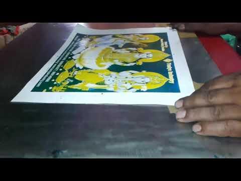 Semi Auto Screen Printing Machine