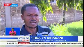 Mahakama ya rufaa Mombasa imesimamisha ujenzi kwenye kituo cha kuhifadhi mizigo