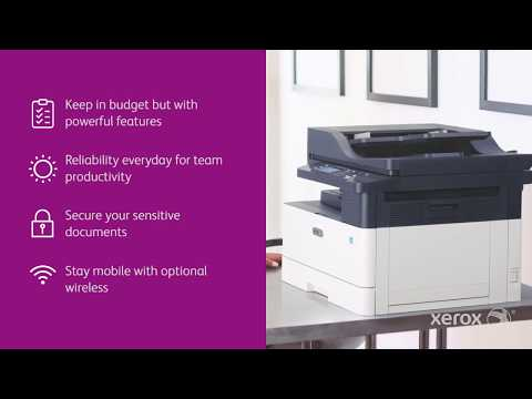 Xerox B1022 Monochrome A3 Multifunction Printer