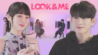 What are you like between the sheets? Guessing from their outfit -  [LOOK&ME]