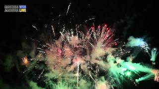Atlantic Festival - Fireworks Day 1 2015
