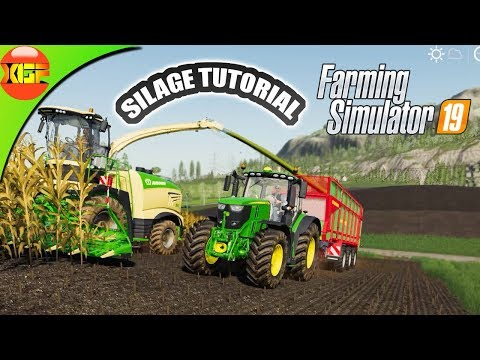 corn sillage what do i need? :: Farming Simulator 19 General Discussions