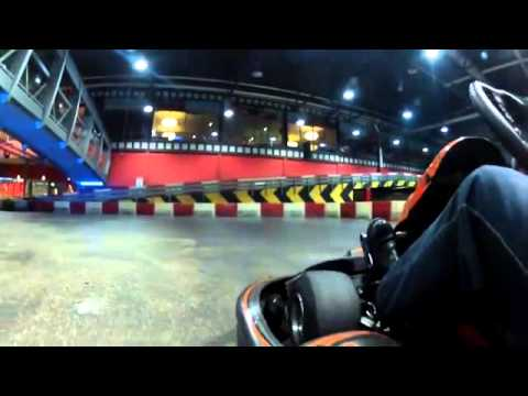 Go Karting Indoor 10 min