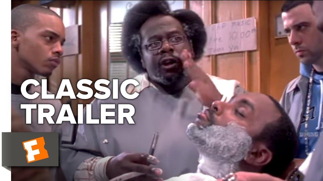 Video trailer för Barbershop Official Trailer #1 - Troy Garity Movie (2002) HD