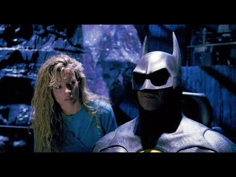 Batman brings Vicki Vale in Batcave | Batman [4k, 30th Anniversary Edition]