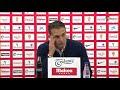 Rueda de prensa de Baraja del Sporting-Albacete