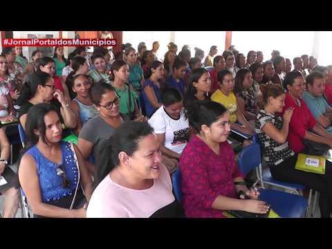 Professores participam de formação do PNAIC em Bela Vista do Maranhão