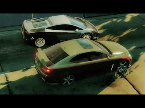 Need For Speed Undercover Chase Action Video