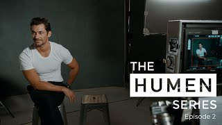 David Gandy & Alan Carr | Episode 2 IDENTITY | The HUMEN Series