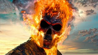 Gambar cover Fall Out Boy - My Songs Know What You Did In The Dark • Ghost Rider