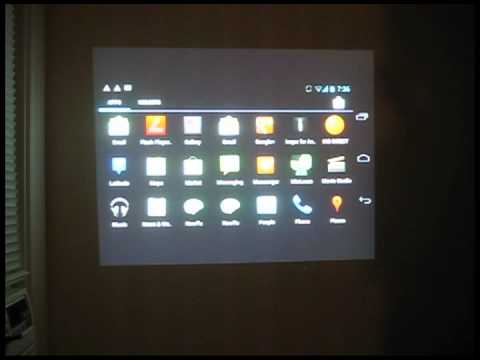 How To Turn Your Wall Into A Touchscreen Phone Using A Kinect
