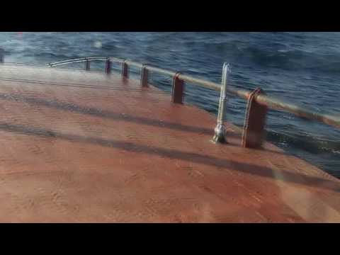 Fish Tug On A Windy Morning On Lake Michigan  http://www.fishtug.com