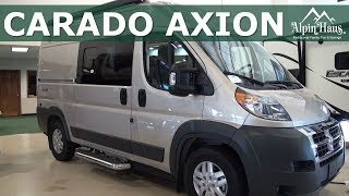 2017 Carado Axion by The Erwin Hymer Group