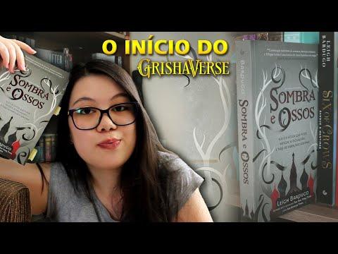 Grisha Vlog #1: lendo Sombra e Ossos e me surpreendendo