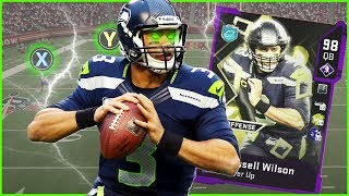 Russell Wilson Straight Humiliates The Defense! (Madden 20 Ultimate Team)