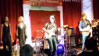 preview picture of video 'Zed Mitchell am 27.09.2014 in der Weinscheune Kodersdorf'