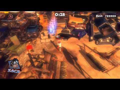 Видео № 0 из игры Monster Madness: Grave Danger (Б/У) [PS3]