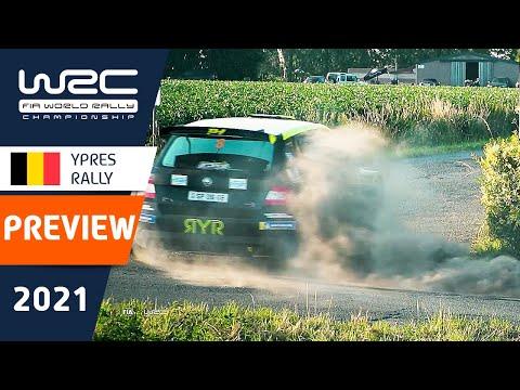 WRC 2021 第8戦 ラリー・ベルギー プレビュー動画