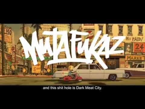 MUTAFUKAZ – International Premiere Trailer - YouTube
