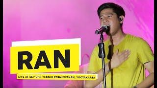 [HD] RAN - Dekat di Hati (Live at ESP, 2018 Yogyakarta)