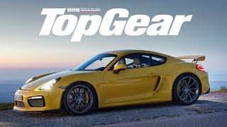 Porsche Cayman GT4 | TEST | TopGear Polska