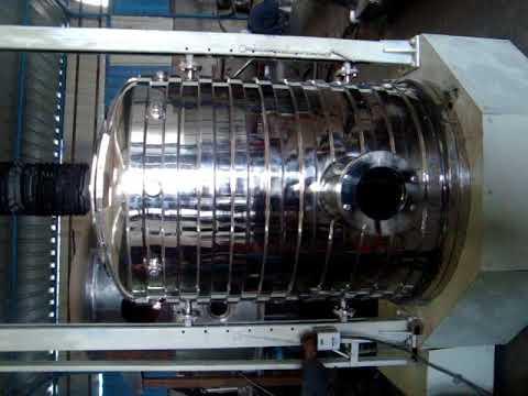 Plasma Ion Nitriding System