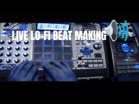 Akai Mpc Live Beat Making - Sad Lofi - смотреть онлайн на