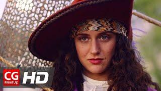 """CGI VFX Short Film: """"Street Ships"""" by Jamie Brindle   CGMeetup"""