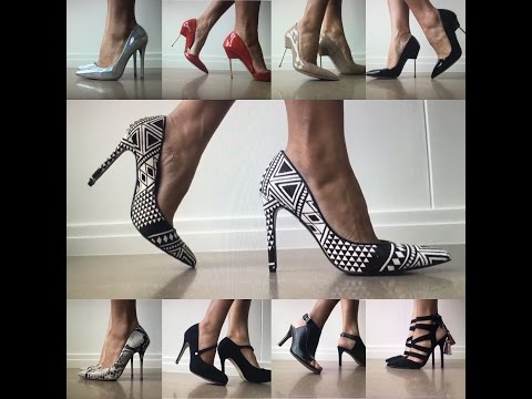 My Shoe Collection I High Heels-Re- Uploaded