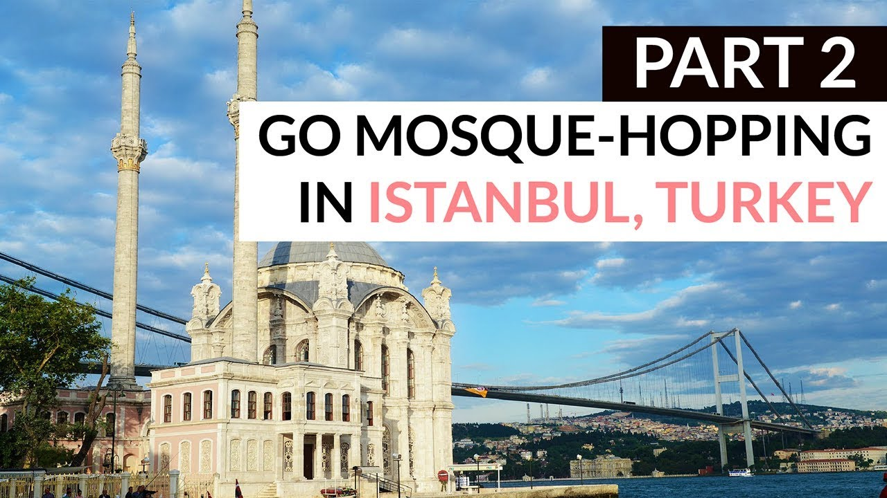 4 of Turkey's Majestic Mosques - Built In 18th Century [Video]