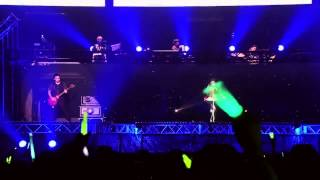 Hatsune Miku  Cat Food + Puppet Clown live in Magical Mirai 2013