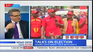 Newsdesk discussion: Unfolding political scenario in the country, six days to the elections Part 2