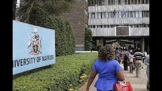 BREAKING NEWS: University of Nairobi closed indefinitely