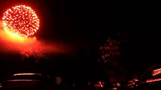 preview picture of video 'Feu d'artifice St-Jean 2014  St-Jerome'