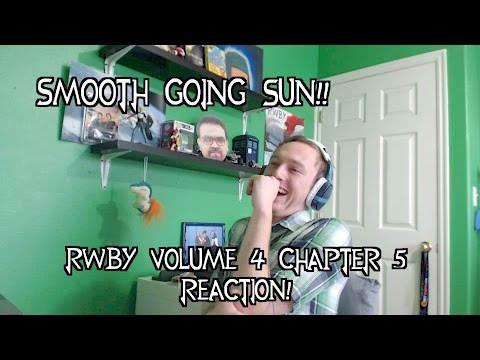 Reactions Dead? Jk  ish RWBY Volume 4 Chapter 6 Review