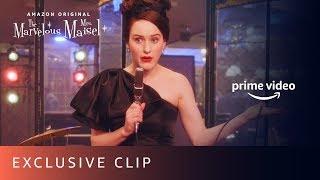 Mrs. Maisel's Impromptu Vegas Set | Prime Video