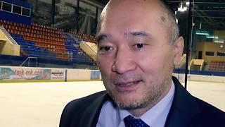 Ерлан Сагымбаев после матчей «Темиртау» - «Алтай Торпедо»