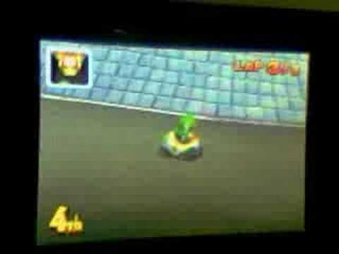 How To Unlock Rob In Mario Kart Ds With Pictures Videos
