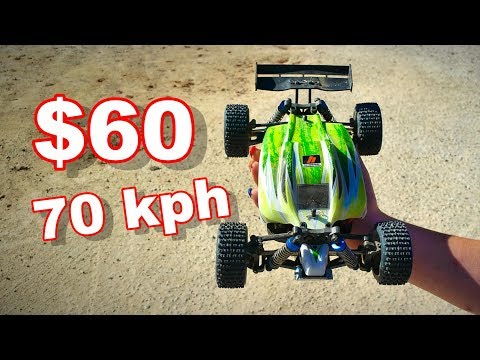 Super Fast Crazy Small 4WD RC Buggy – WLtoys A959-B – TheRcSaylors