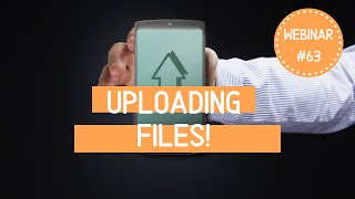Servoy - Uploading Files & Introducing Uppy!