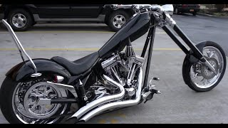 GET YOU SOME OF THIS!!  2005 Texas Chopper For Sale~Over The TOP Custom Chopper