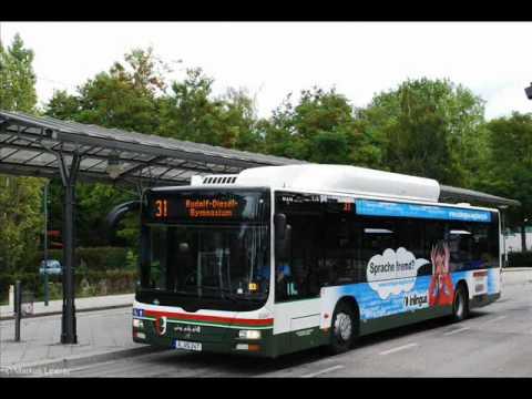 Stadtwerke Augsburg Bus aus LEGO - Update 1 und Ausblick neue Projekte