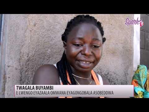 E Lwengo eyazaala omwana eyagongobala asobeddwa