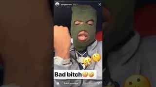Yungeen Ace   Got Me A Bad Bitch😁 🅰️T🎋