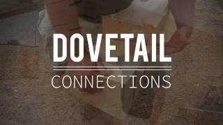 How To Build A Log Home | Dovetail Joinery