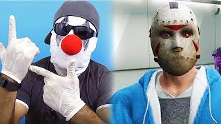 10 HUGE Youtubers That NEVER Did a Face Reveal | Chaos