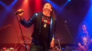 David Reece (ex-Accept) - Hellhammer (Live In Barcelona 10-03-2018)