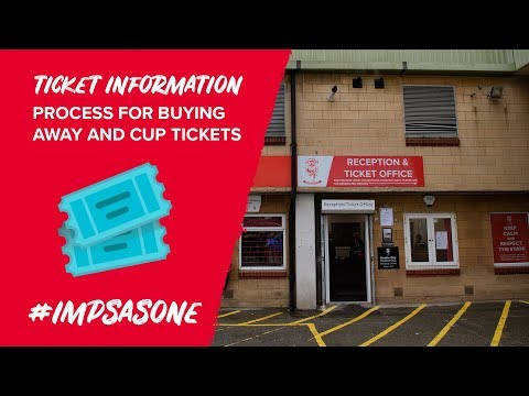 🎟TICKET INFORMATION |  How To Buy Away And Cup Tickets Mp3