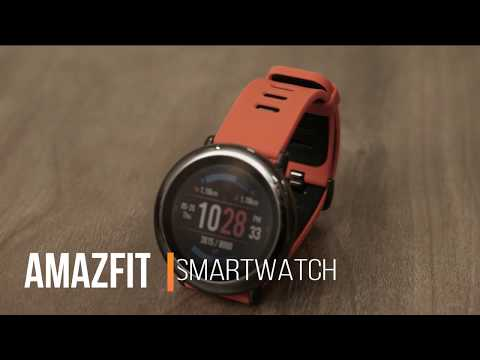 Xiaomi Amazfit Pace Smartwatch review - सर्वश्रेष्ठ स्मार्टवाच, Zhakkas